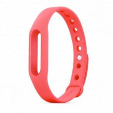 Сменный Ремешок Для Фитнес Браслета Xiaomi Mi Band (Красный)