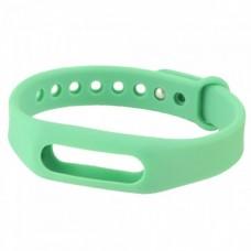 Сменный Ремешок Для Фитнес Браслета Xiaomi Mi Band (Зеленый)