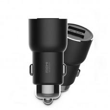 Автомобильная зарядка RoidMi music player car charger 3 black