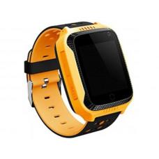 Детские GPS Часы Smart Baby Watch Q65 Orange (G100)