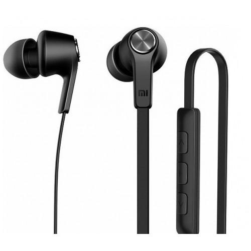 Наушники Xiaomi refreshed piston earphone (Pure version) black