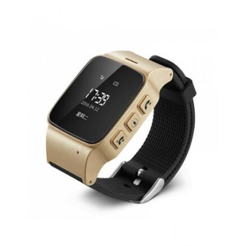 Детские GPS Часы Smart Baby Watch EW100 (D99) gold