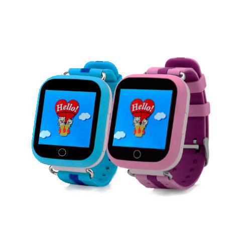 Детские GPS Часы Smart Baby Watch GW200S (Q100) pink
