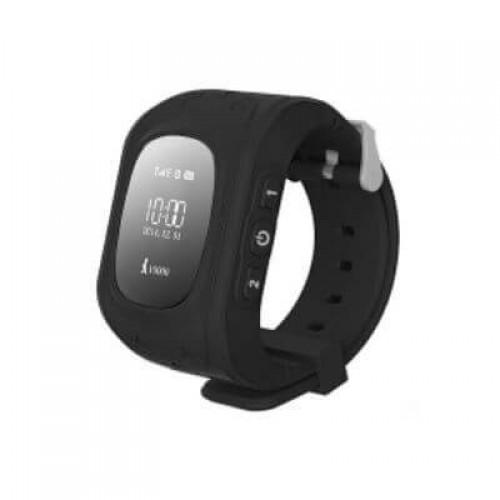 Детские GPS Часы Smart Baby Watch Q50 black
