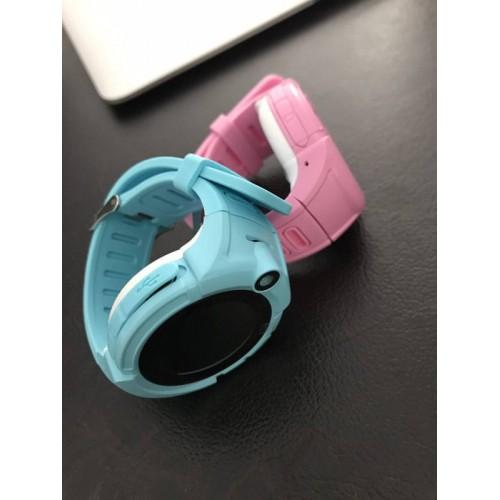 Детские GPS часы Smart Baby Watch Q360 orange