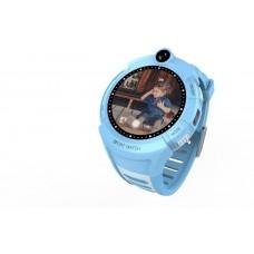 Детские GPS Часы Smart Baby Watch Q360 blue