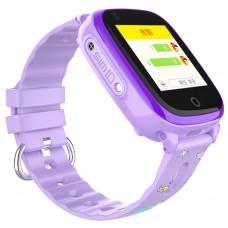 Часы Smart Baby Watch Q500 / DF33 фиолетовый