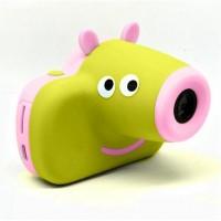 Детский цифровой фотоаппарат HIINST (Розовый)