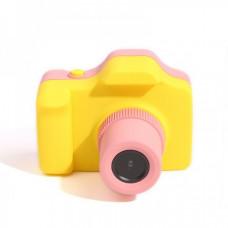 Детский цифровой фотоаппарат Digital Video Camera WINAIT 16MP (Розовый)