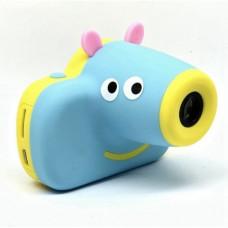 Детский цифровой фотоаппарат HIINST (Голубой)