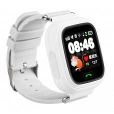 Детские GPS Часы Smart Baby Watch G72 white