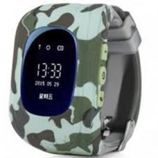 Часы Smart Baby Watch Q50 оригинальный камуфляж