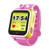 Часы Smart Baby Watch Q730 pink