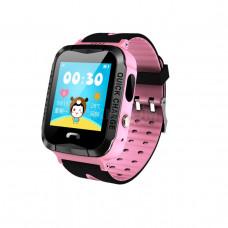Часы Smart Baby Watch V6G розовый