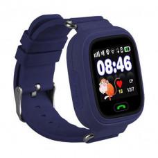 Часы Smart Baby Watch Q90 синий