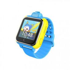 Часы Smart Baby Watch G10 голубой
